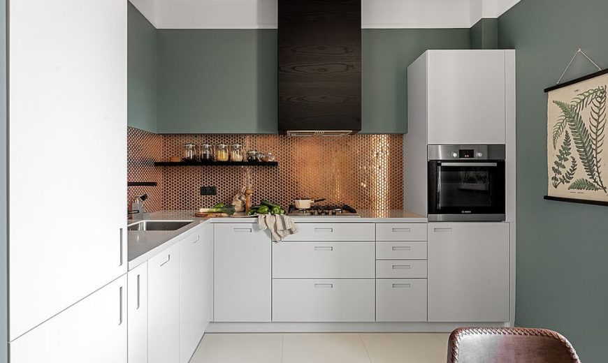 20 Copper Backsplashes That Prove Chic and Timeless