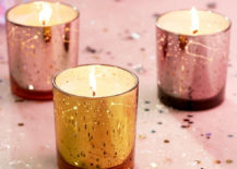 Sparkling candles from Urban Outfitters