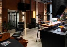 Stylish-concrete-metal-and-brick-finishes-inside-the-contemporary-industrial-apartment-217x155