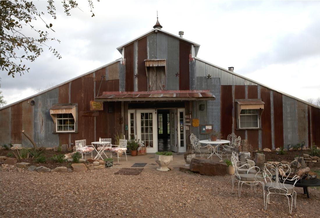 The Prairie by Rachel Ashwell in Round Top, Texas