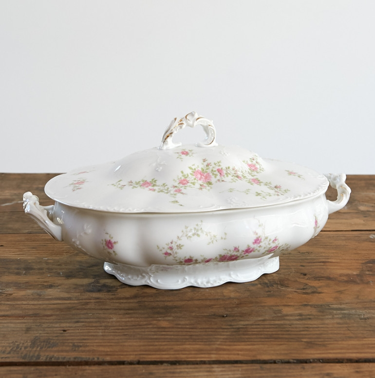 True vintage china from Shabby Chic Couture