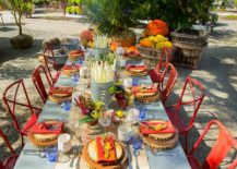 Try out outdoor Thanksgiving brunch if al fresco dining seems too much trouble