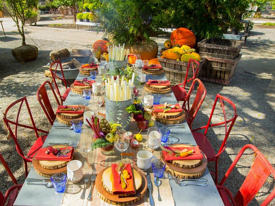 ... Try Out Outdoor Thanksgiving Brunch If Al Fresco Dining Seems Too Much  Trouble [From:
