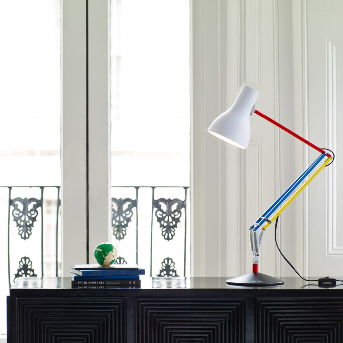 Type 75™ Desk Lamp, Paul Smith, Edition Three.