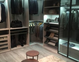 16 Innovative Bedroom Storage and Walk-in Closet Ideas