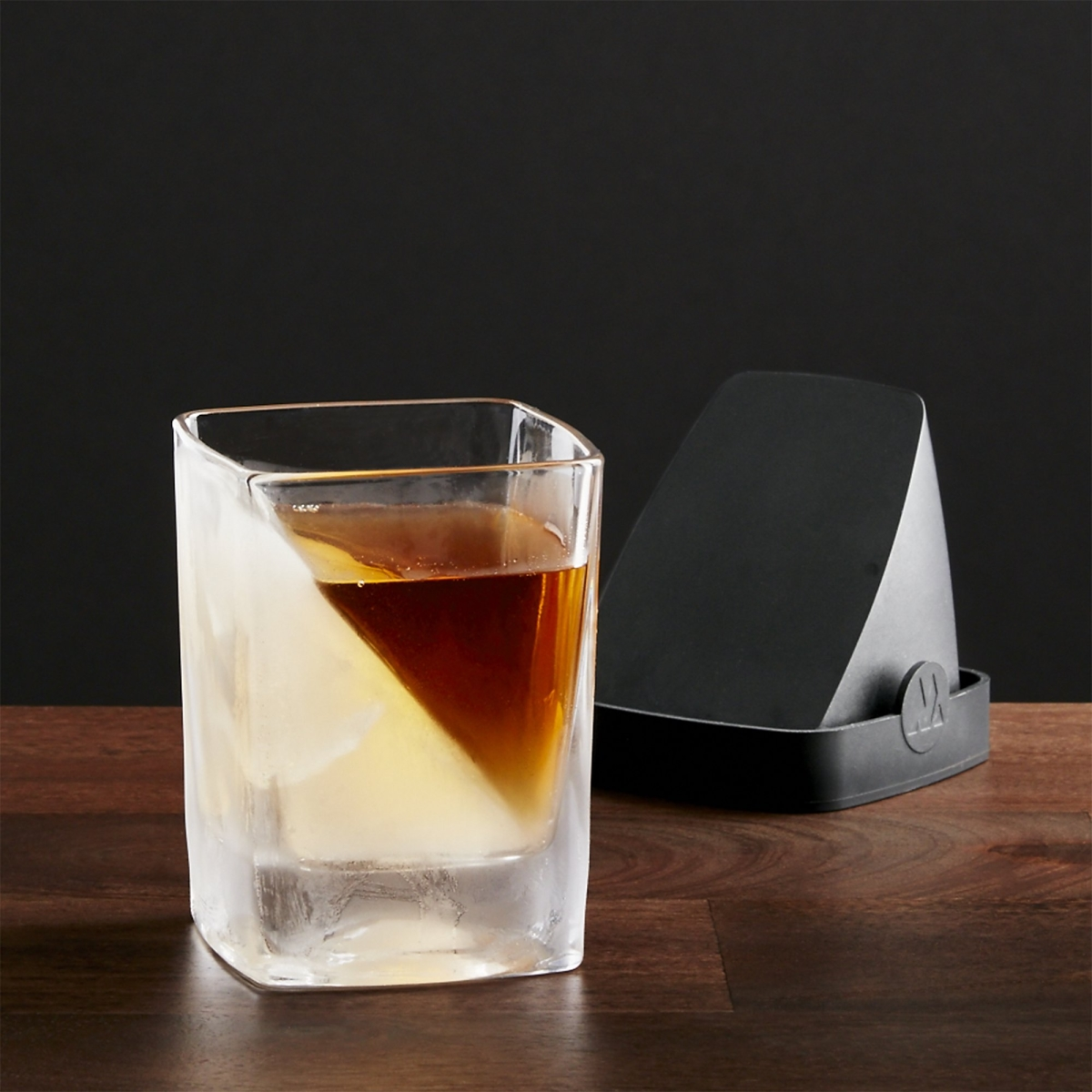 Whiskey Wedge from Crate & Barrel