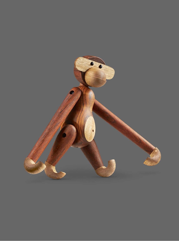 KayBojesen's wooden monkey.