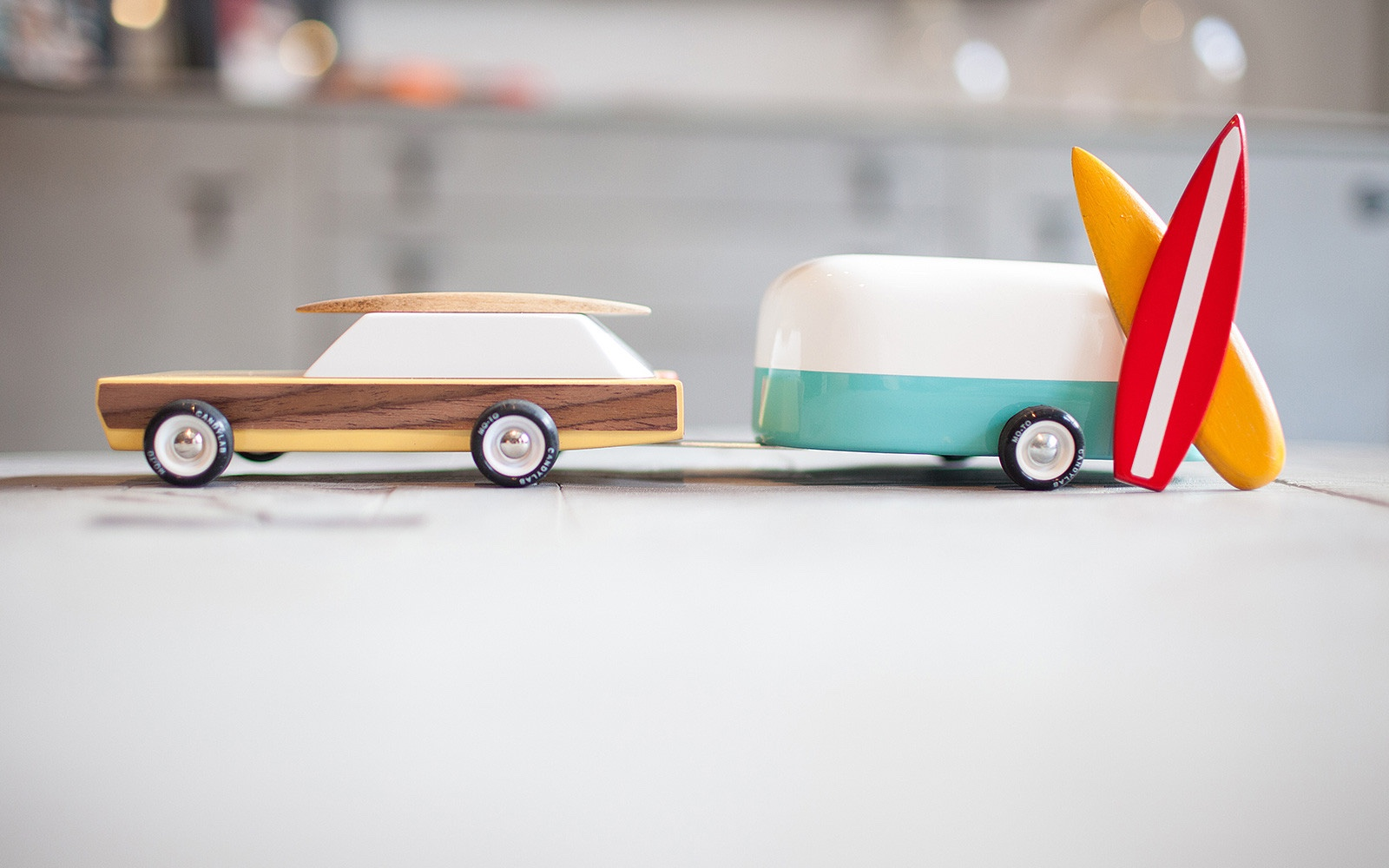 Woodie and Camper. Image© 2016Candylab Toys.