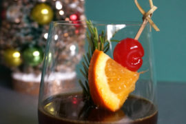 Rosemary and Oranges: 2 Ingredients for Holiday Style