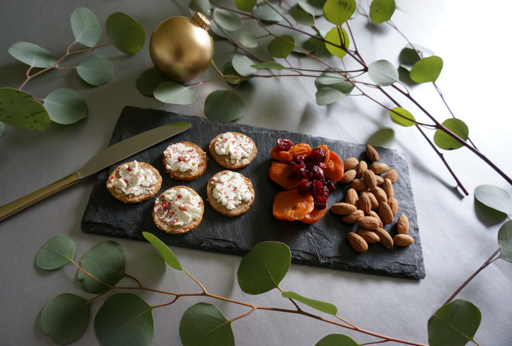 A moody holiday vignette 3 Easy Ways to Create a Decadent Holiday Table