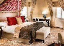 A-pop-of-pink-enlivens-the-lavish-hotel-room-217x155