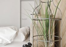 A-touch-of-green-for-the-contemporary-bedroom-in-white-217x155