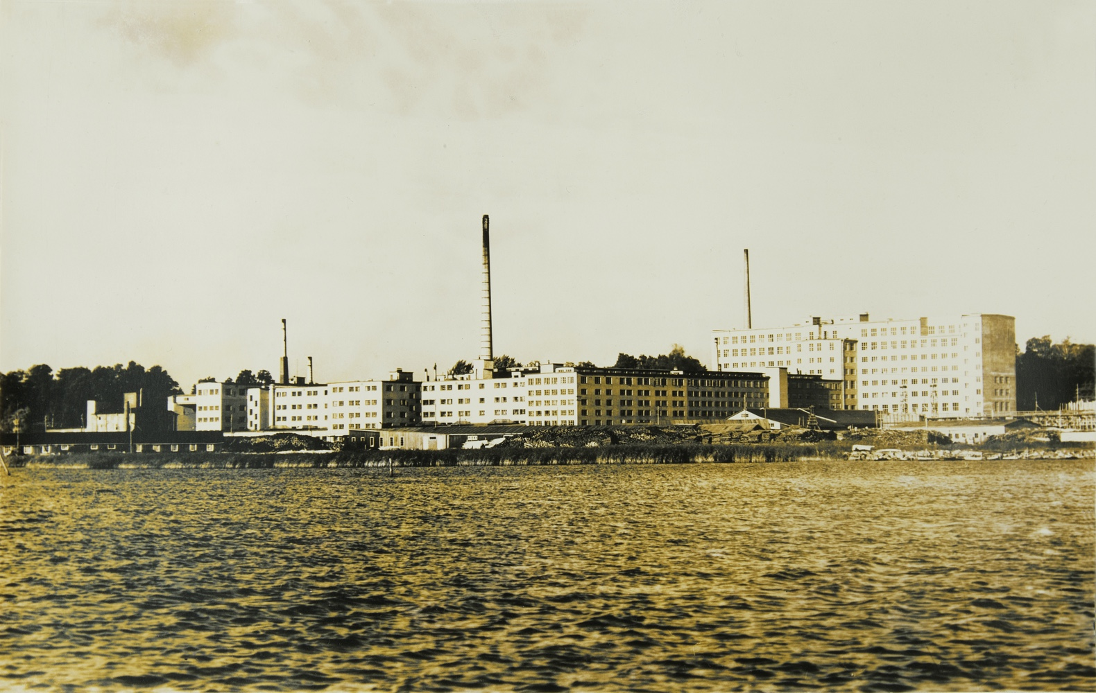 The historic Arabia factory.