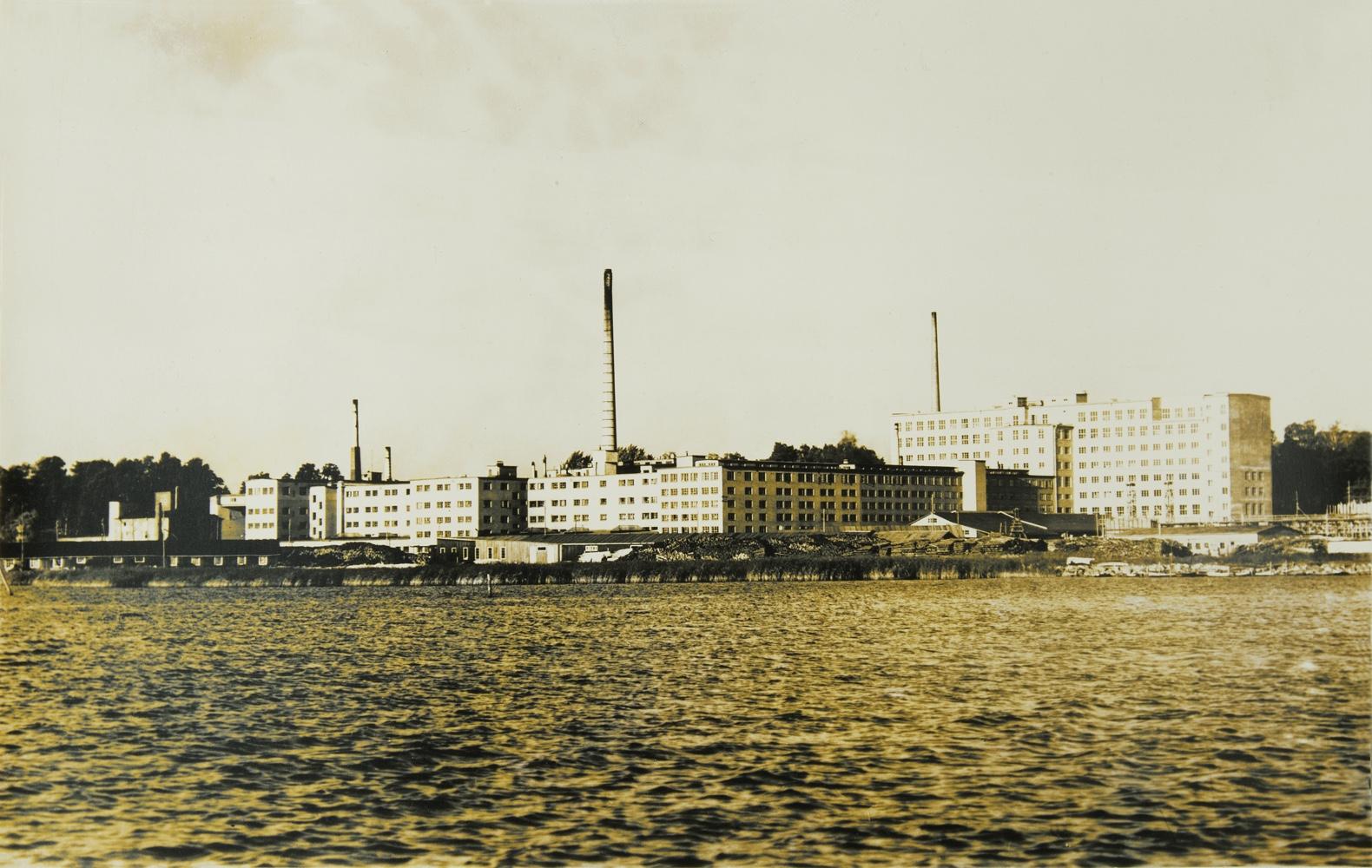 The historic Arabia factory.