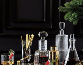 Decorating with Black During the Holidays