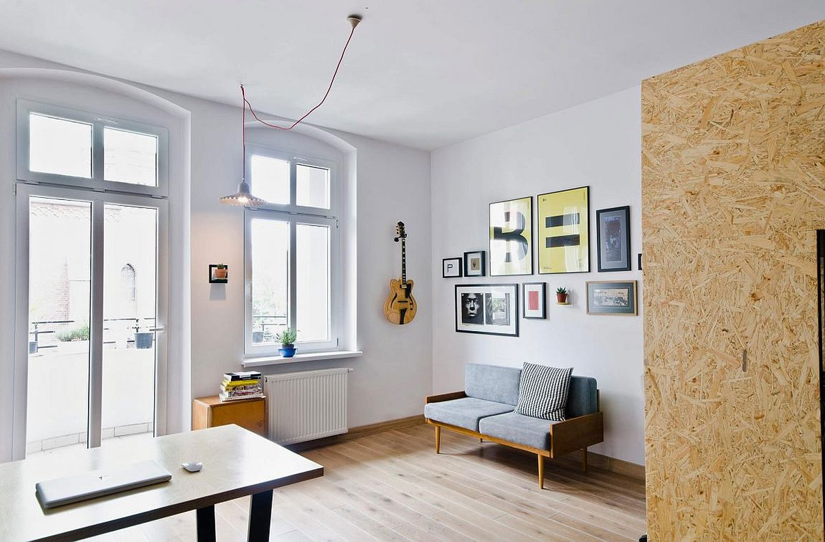 Brandburg Home and Studio in Poznan