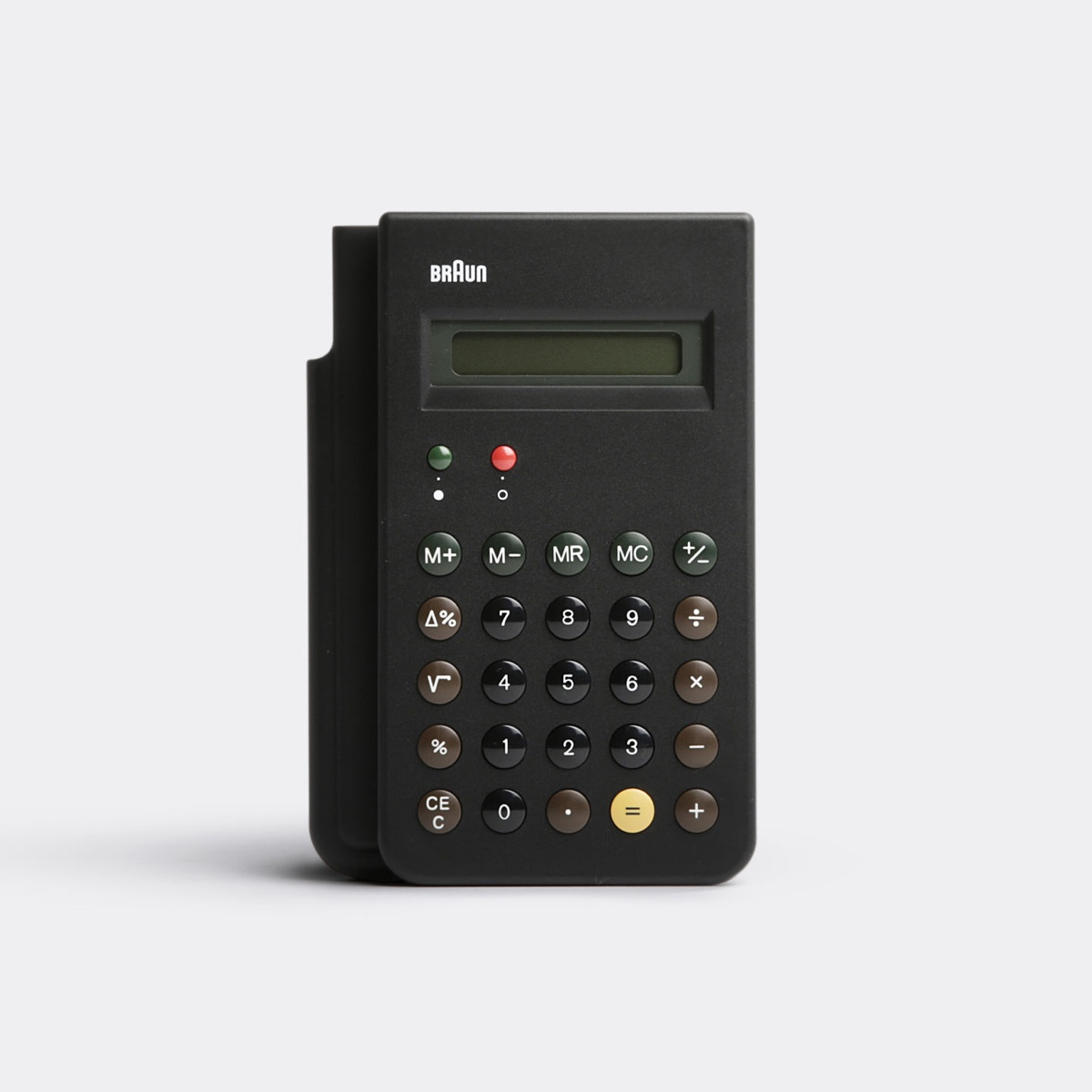 Braun ET66 calculator. Image © WallpaperSTORE*.