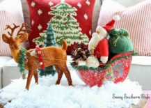 Coffee-table-centerpiece-with-DIY-Christmas-style-217x155