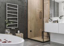 Corner-shower-area-with-sliding-glass-doors-217x155