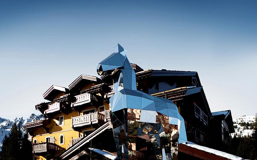 Exceptional Cheval Blanc in Courchevel, France