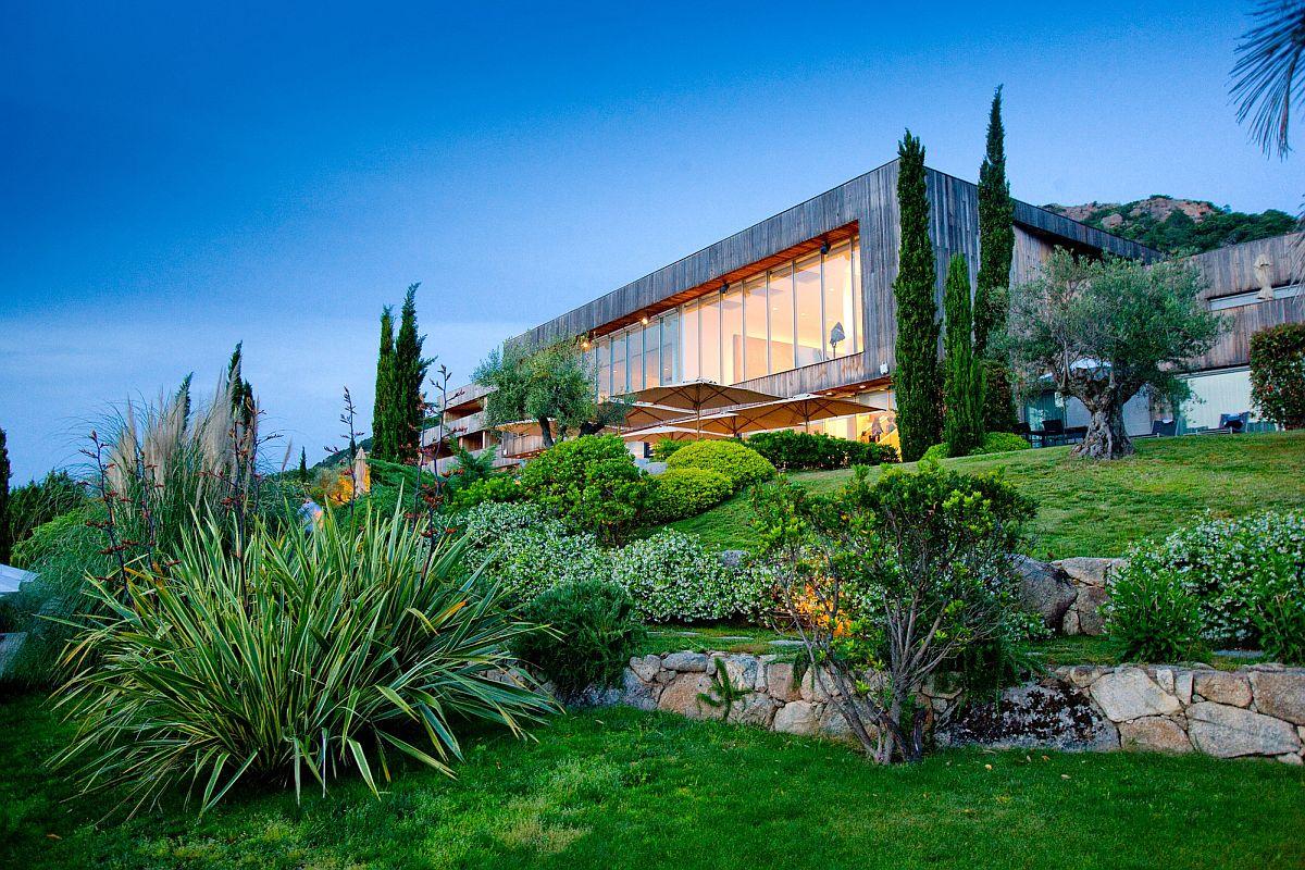 Exquisite design of luxury hotel in Porto-Vecchio - Casadelmar