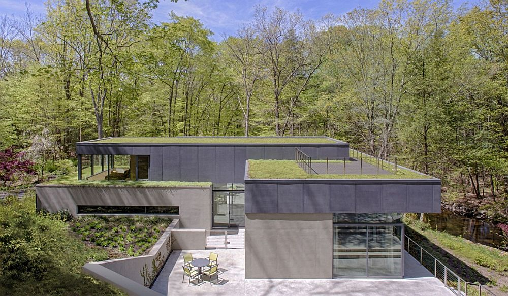 Eco Friendly Design 10 Homes With Gorgeous Green Roofs And Terraces