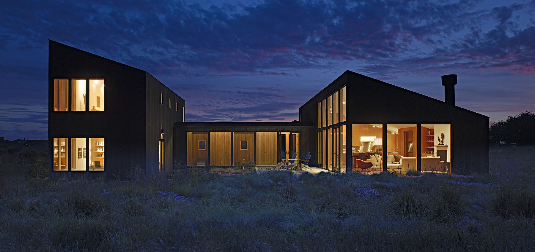 Fabulous Meadow House in Sea Ranch with ocean views
