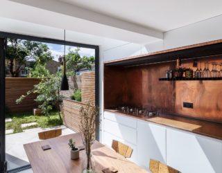 An Indulgent Dip: This Terraced London Home Gets a Stunning Sunken Bath