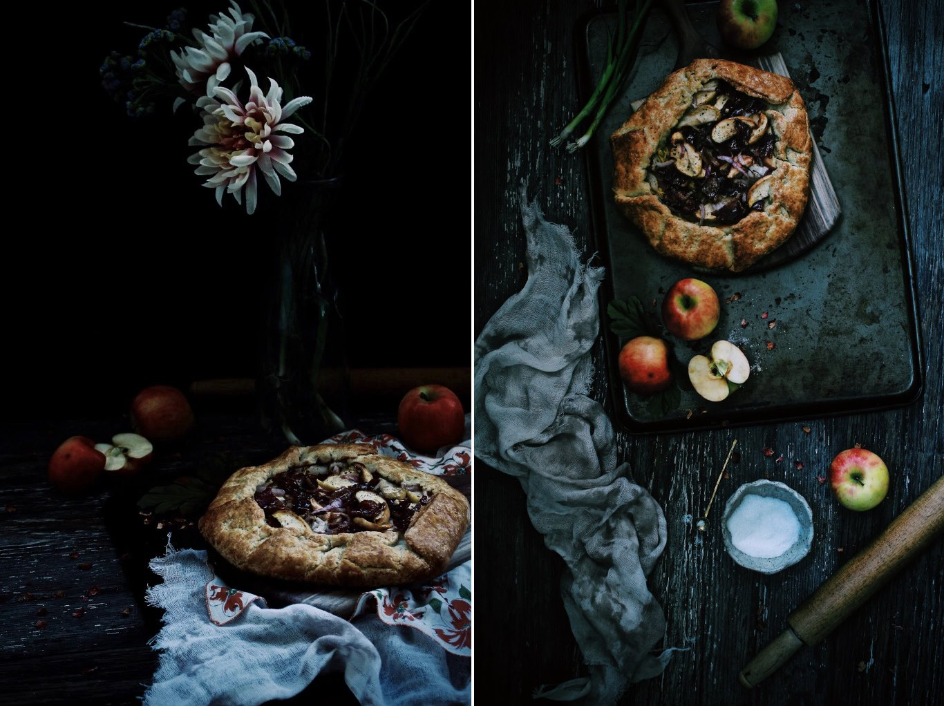Food photography from Harvest & Honey