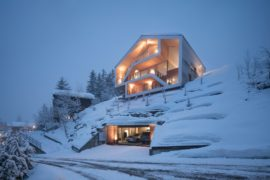 Chalet Anzère: Contemporary Swiss Escape Inspired by Timeless Design