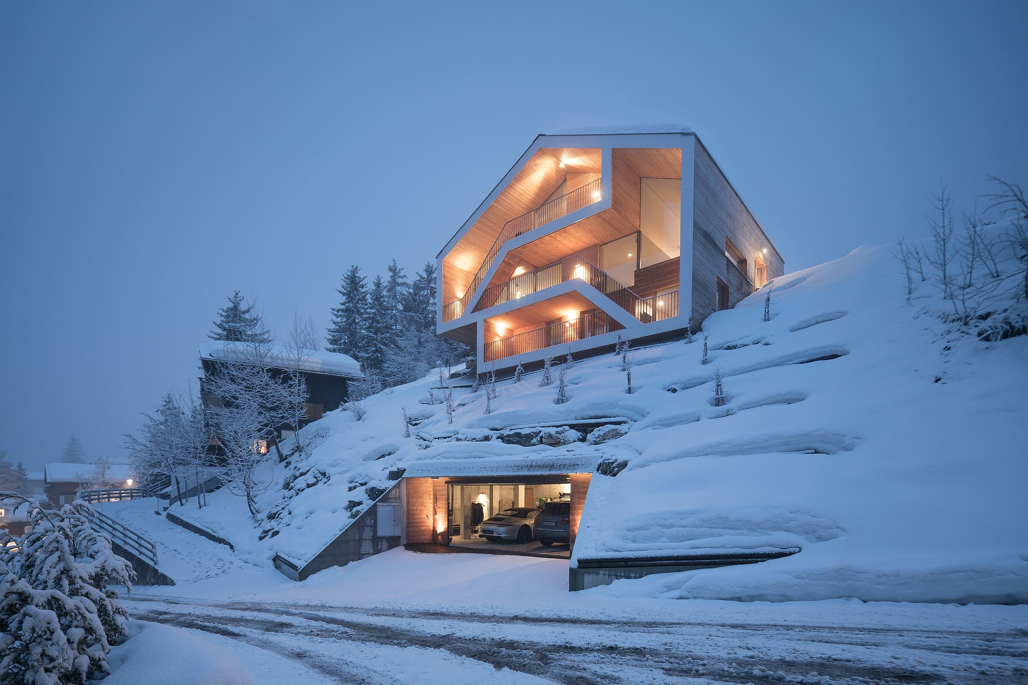 Chalet design the best architects to create your mountain