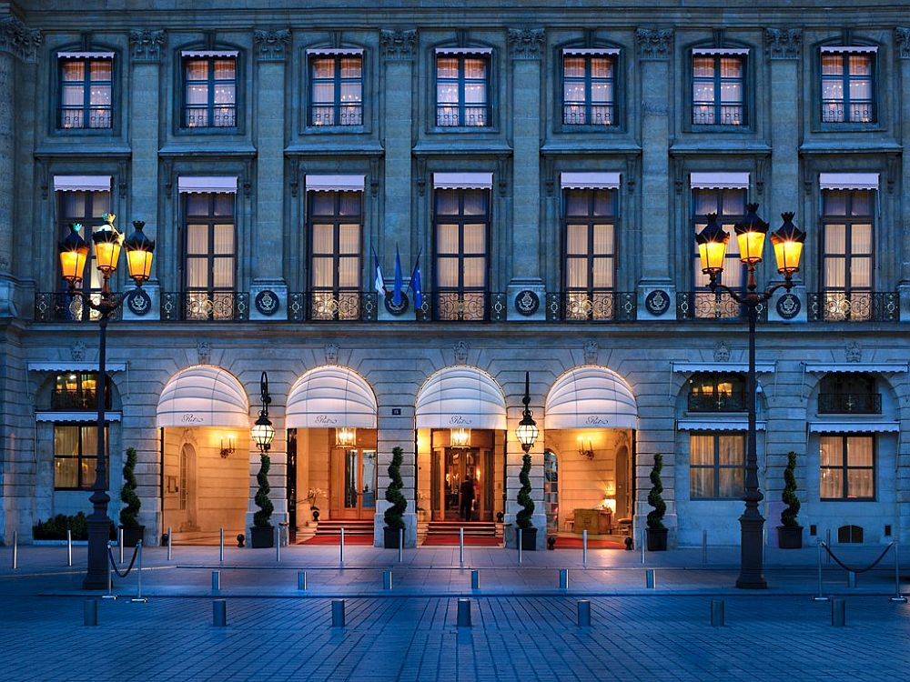 Grand new avatar of Ritz Paris