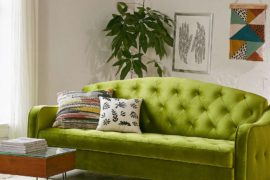 Decorating with Greenery, Pantone's Color of the Year 2017