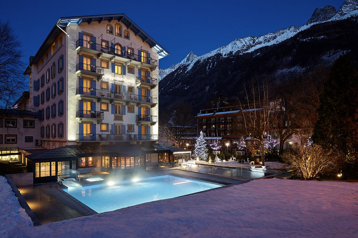 Hotel Mont Blanc offers a window into the very best of Chamonix
