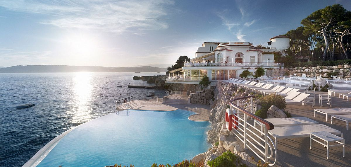 Hotel du Cap-Eden-Roc - One of the best luxury getaway in all of Europe!