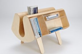 Design Classic Stories: The Isokon Penguin Donkey Mark 2