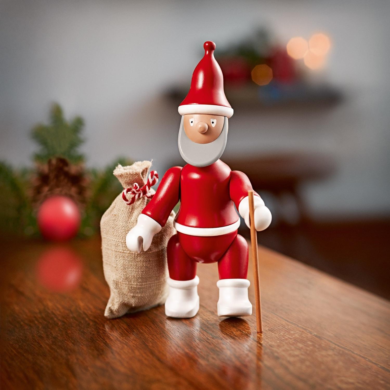 Kay Bojesen's Santa. Image via Skandium.