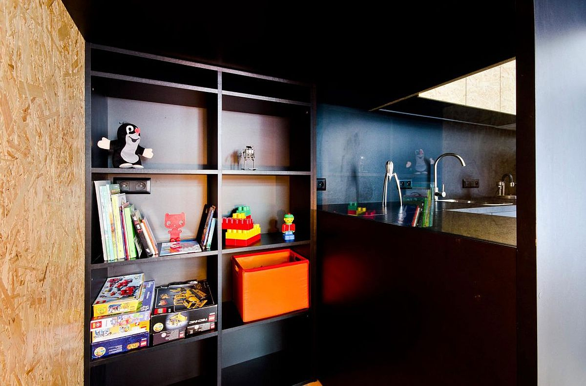 Kid Friendly Multifunctional Design Studio And Apartment