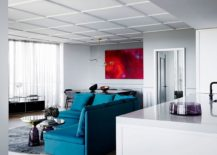 LA style glamour usherd into the Melbourne home 217x155 Posh Penthouse Makeover in Melbourne Relies on Chic Décor and LA Glamour