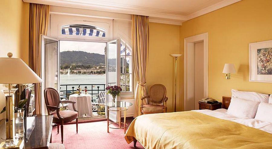 Luxurious stay at the Eden au Lac