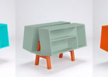 Mark 2 colours 217x155 Design Classic Stories: The Isokon Penguin Donkey Mark 2