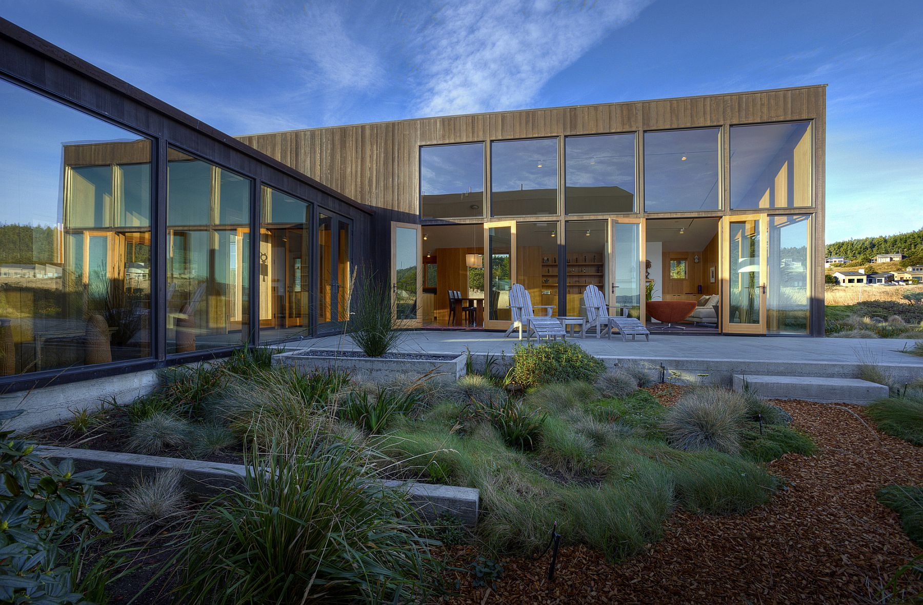 Meadow House in Sea Ranch, California