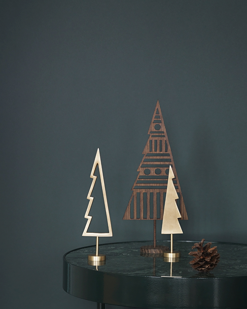 Modern holiday decor from ferm LIVING