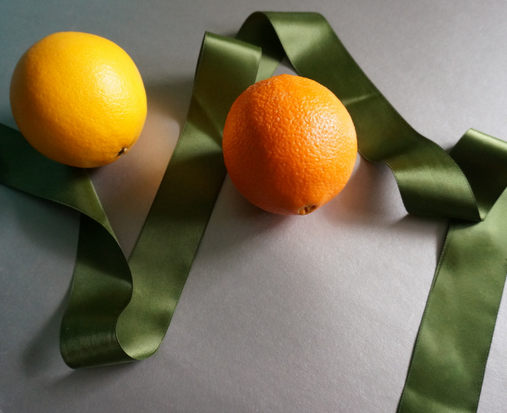 Oranges are holiday-perfect