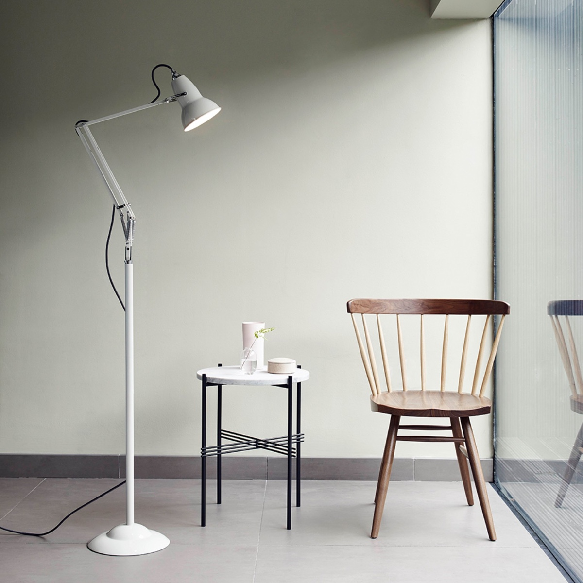 The Anglepoise Original 1227™ floor lamp. Image © 2016 Anglepoise.