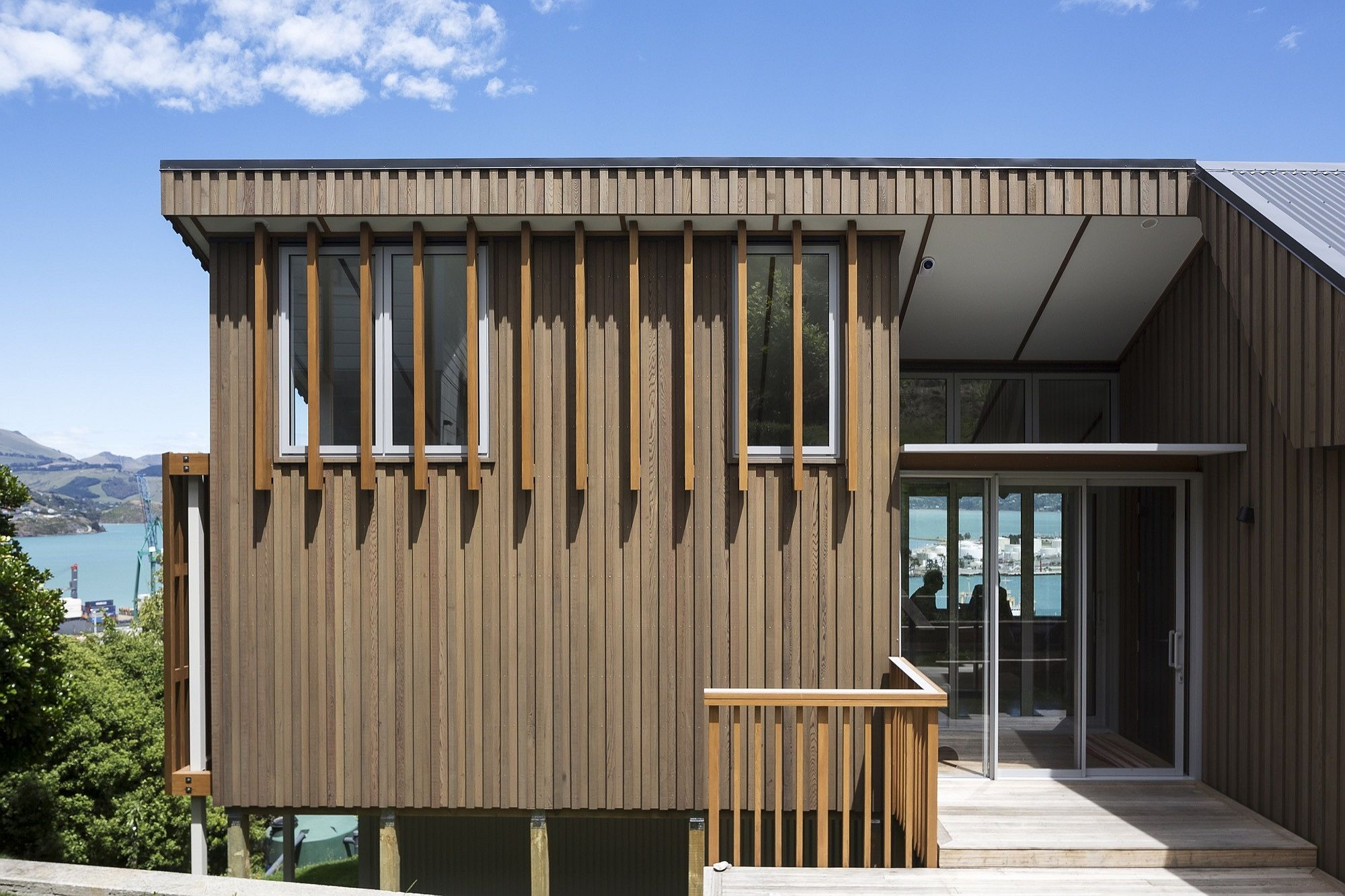 Quake hit villa replaced by a modern home in Christchurch