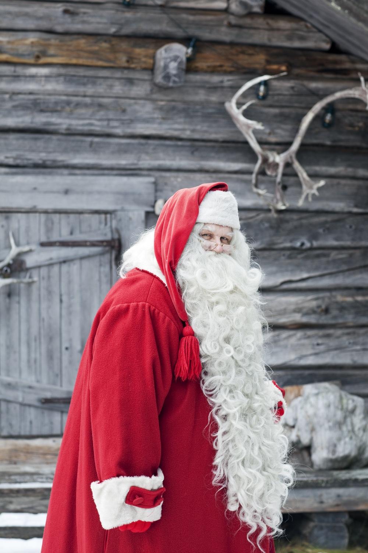Santa Claus Finland.Image©Visit Finland.