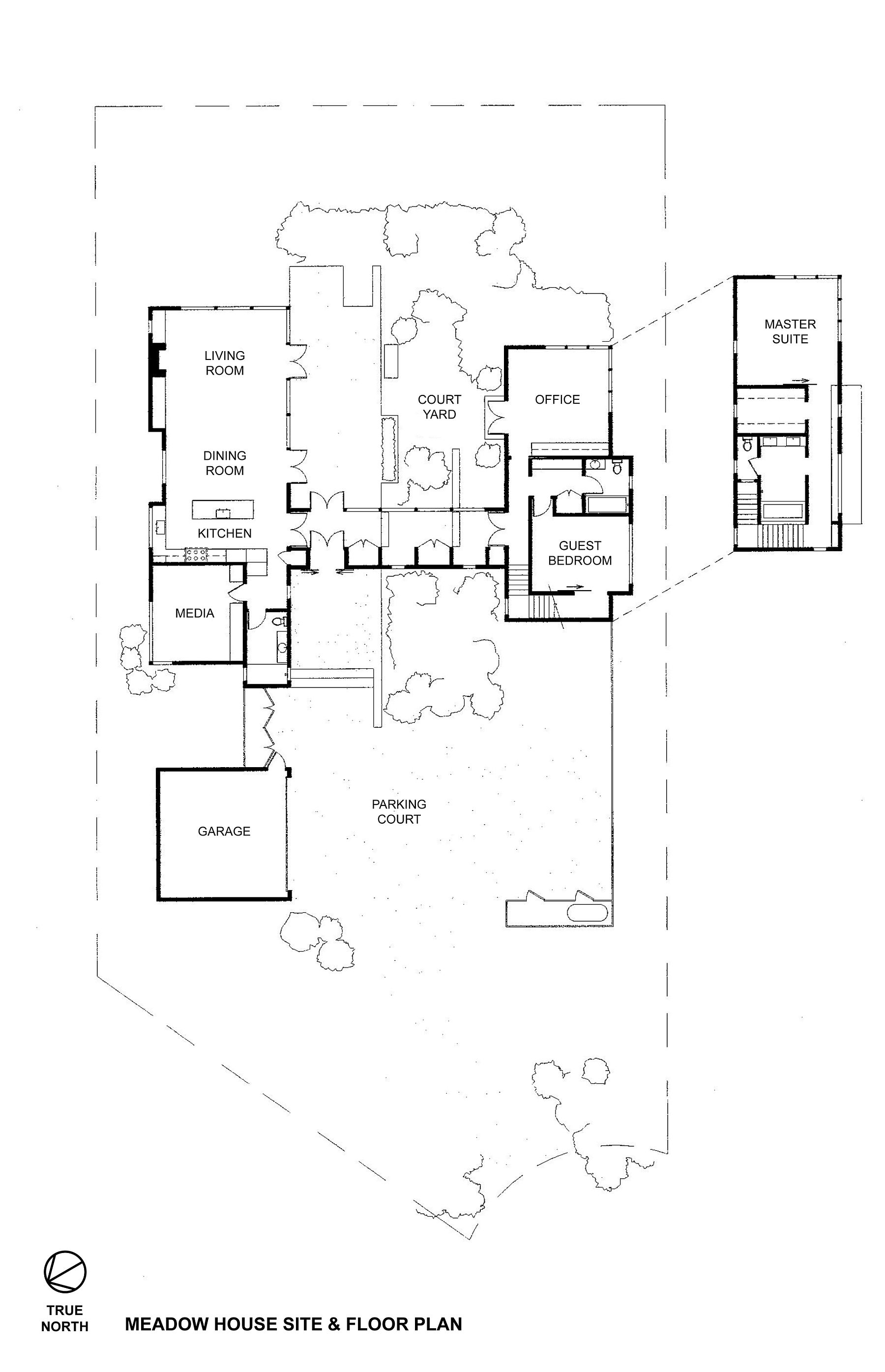 Meadow House Floor Plan