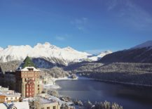 Snow-capped-mountains-surround-the-lavish-Swiss-hotel-217x155