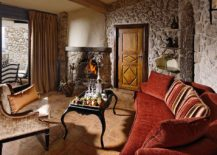 Stone-fireplace-and-walls-of-the-old-Chateau-take-you-back-in-time-217x155